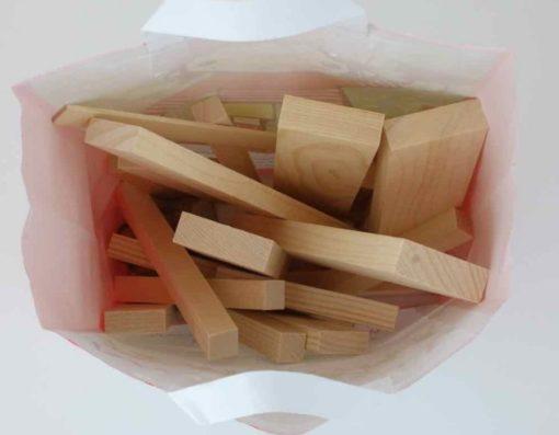 Bastelholz 1 kg