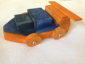 Holzräder für Fahrzeuge