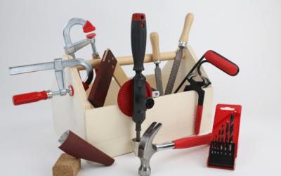 Werkzeug für den Start