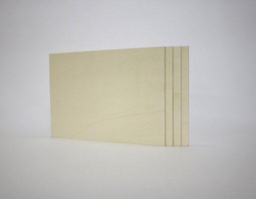 Pappelsperrholz für Unimat
