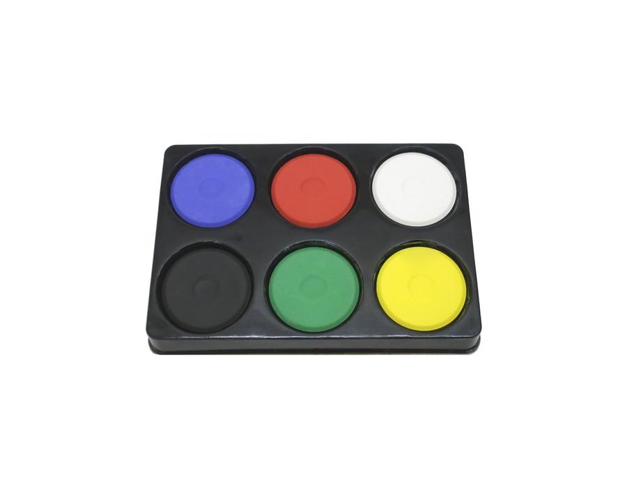 Wasserfarben Grundfarben