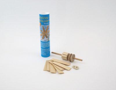 Bausatz Wasserrad klein